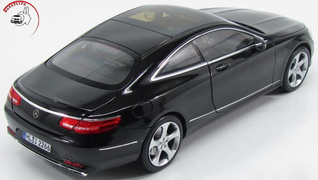 Mercedes Benz s class coupe 2014