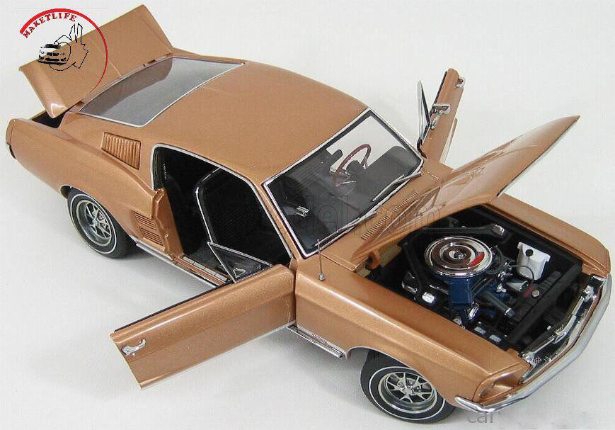 Ford Mustang GT 1967