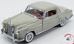 MERCEDES BENZ 220SE COUPE 1958