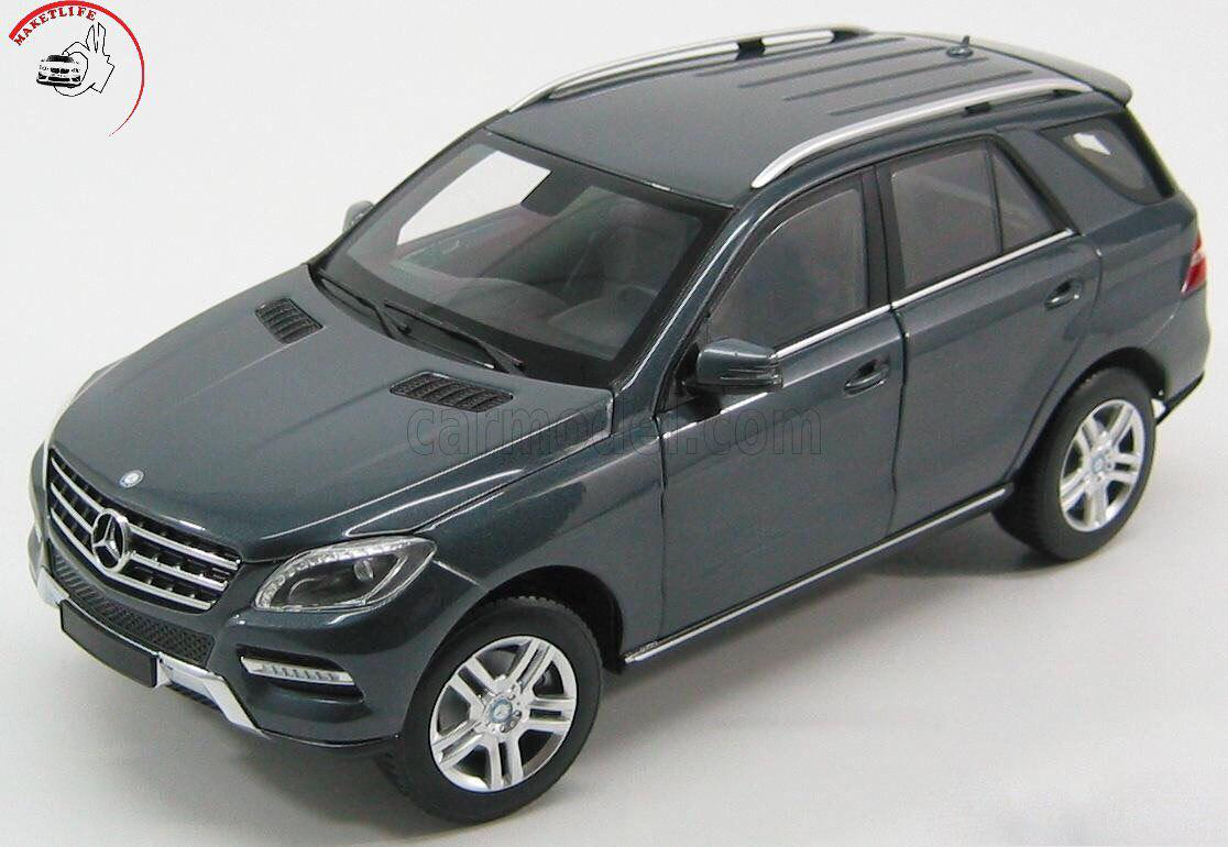 Mercedes Benz ML 2011