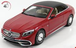 Mercedes Benz S650 Cabriolet Maybach 2016