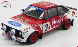 Ford Escort Rs1800 No.3 1982