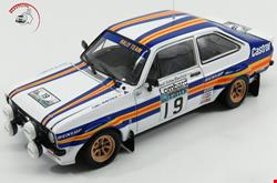 Ford Escort Rs1800 No.19 1980