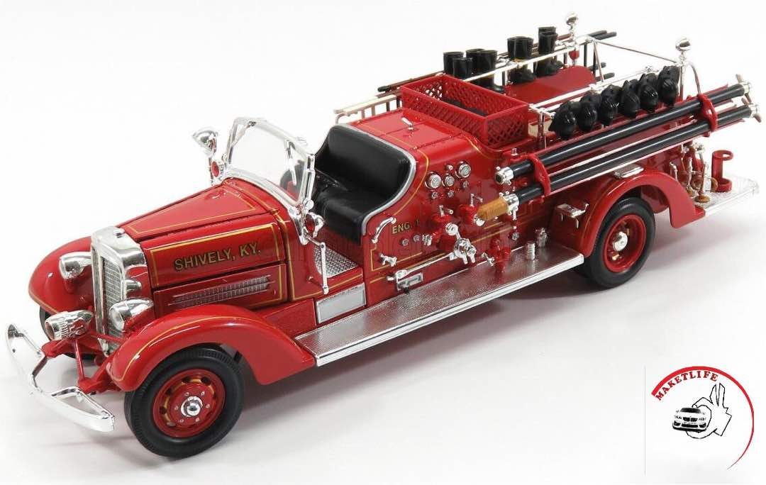 Ahrens FOX VC Fire engine 1938