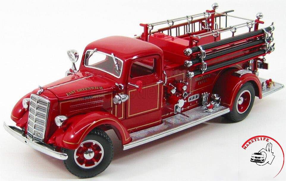 Mack type 57 Fire engine 1938